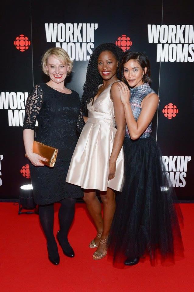 Actor`s page Sarah McVie, watch free movies: Workin' Moms