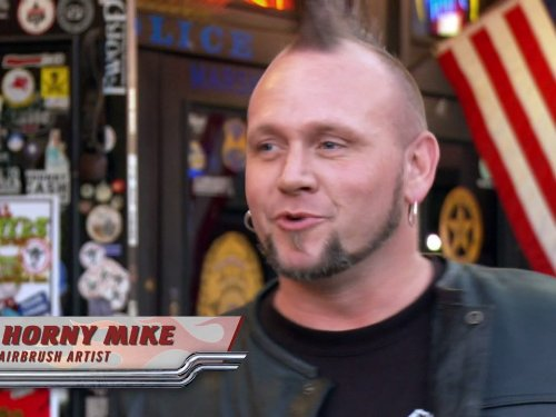 Horny Mike