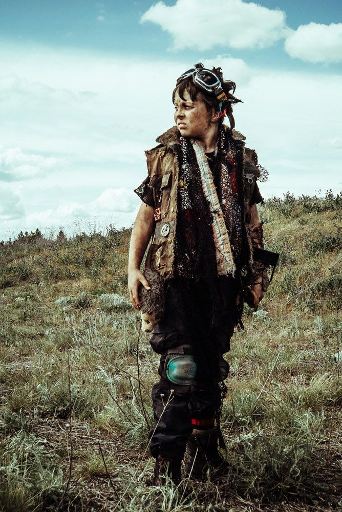 Actor`s page Holden Goyette, watch free movies: Z Nation