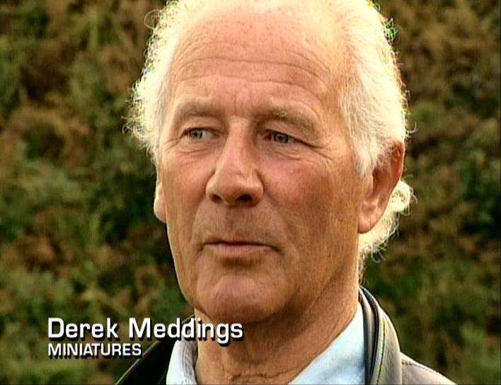 Derek Meddings
