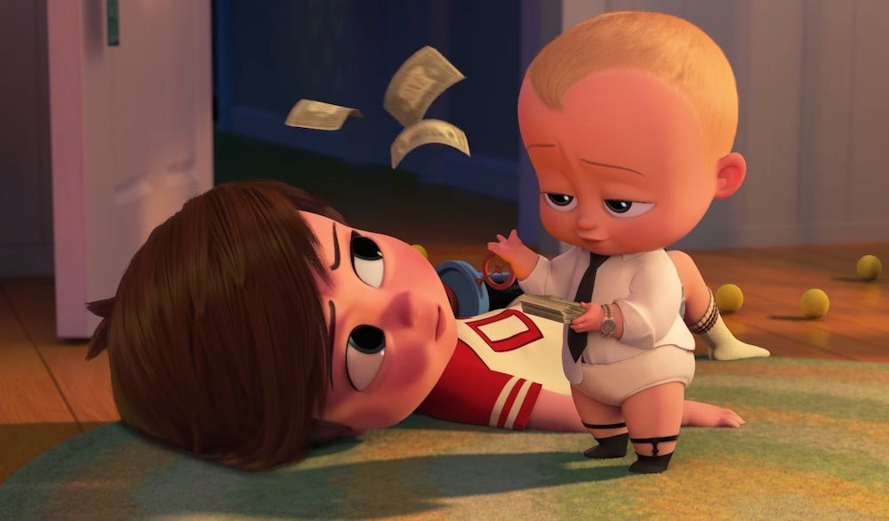 All About Big Boss Baby On Tornado Movies List Of Films