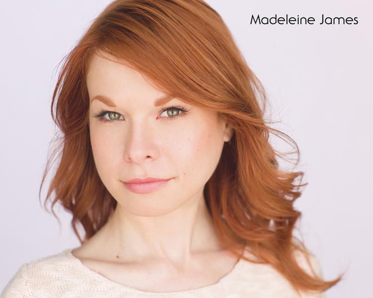 Madeleine James