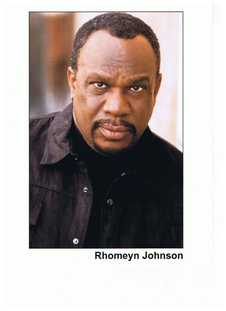 Rhomeyn Johnson
