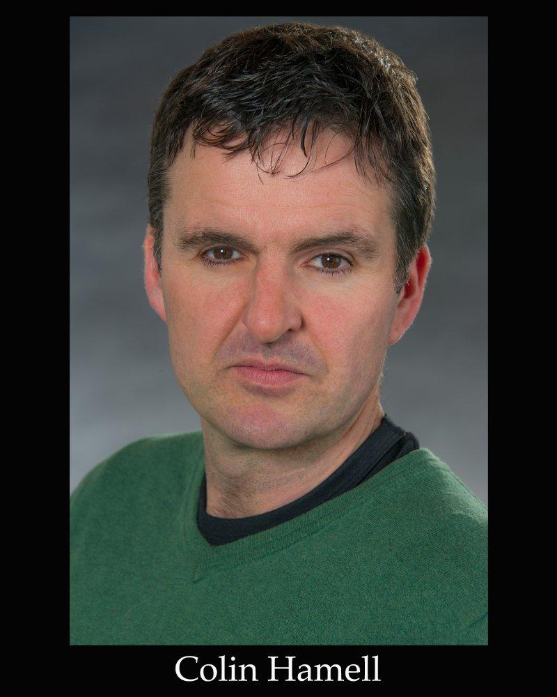 Colin Hamell