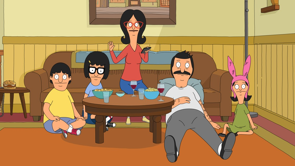 Bob's Burgers - Season 6 Episode 09: Sacred Couch