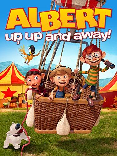 Albert: Up, Up And Away!