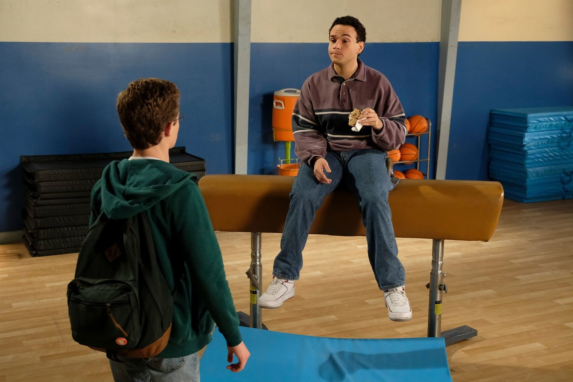 The Goldbergs - Season 4 Episode 16: The Kara-te Kid