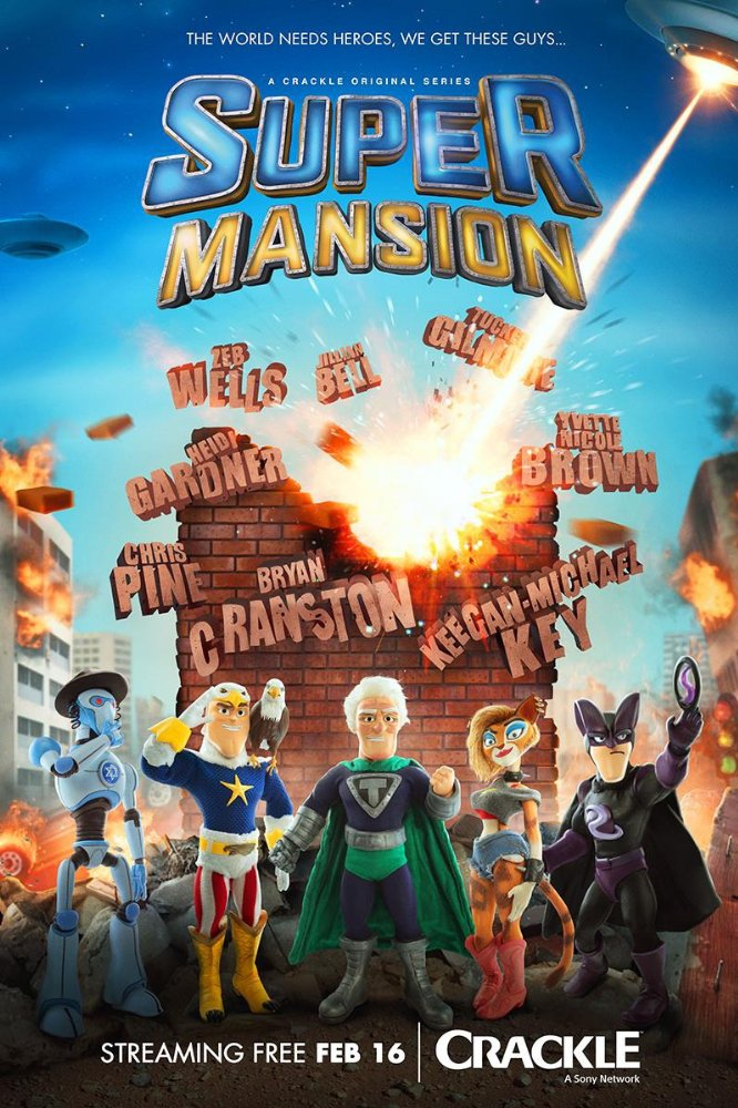 SuperMansion - Season 2