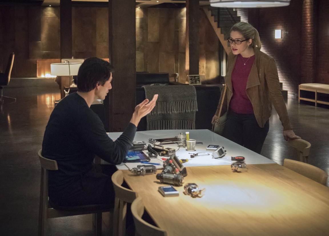 Arrow - Season 4 Episode 07: Brotherhood
