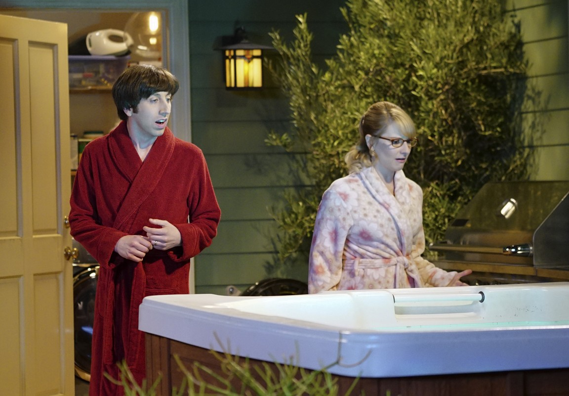 The Big Bang Theory - Season 9 Episode 15: The Valentino Submergence