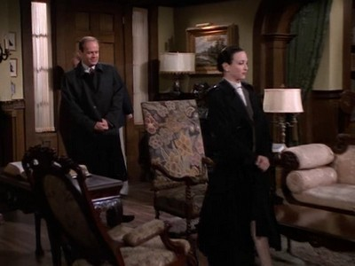 Frasier - Season 4 Episode 07: A Lilith Thanksgiving