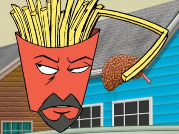 Aqua Teen Hunger Force - Season 1 Episode 14: Dumber Days