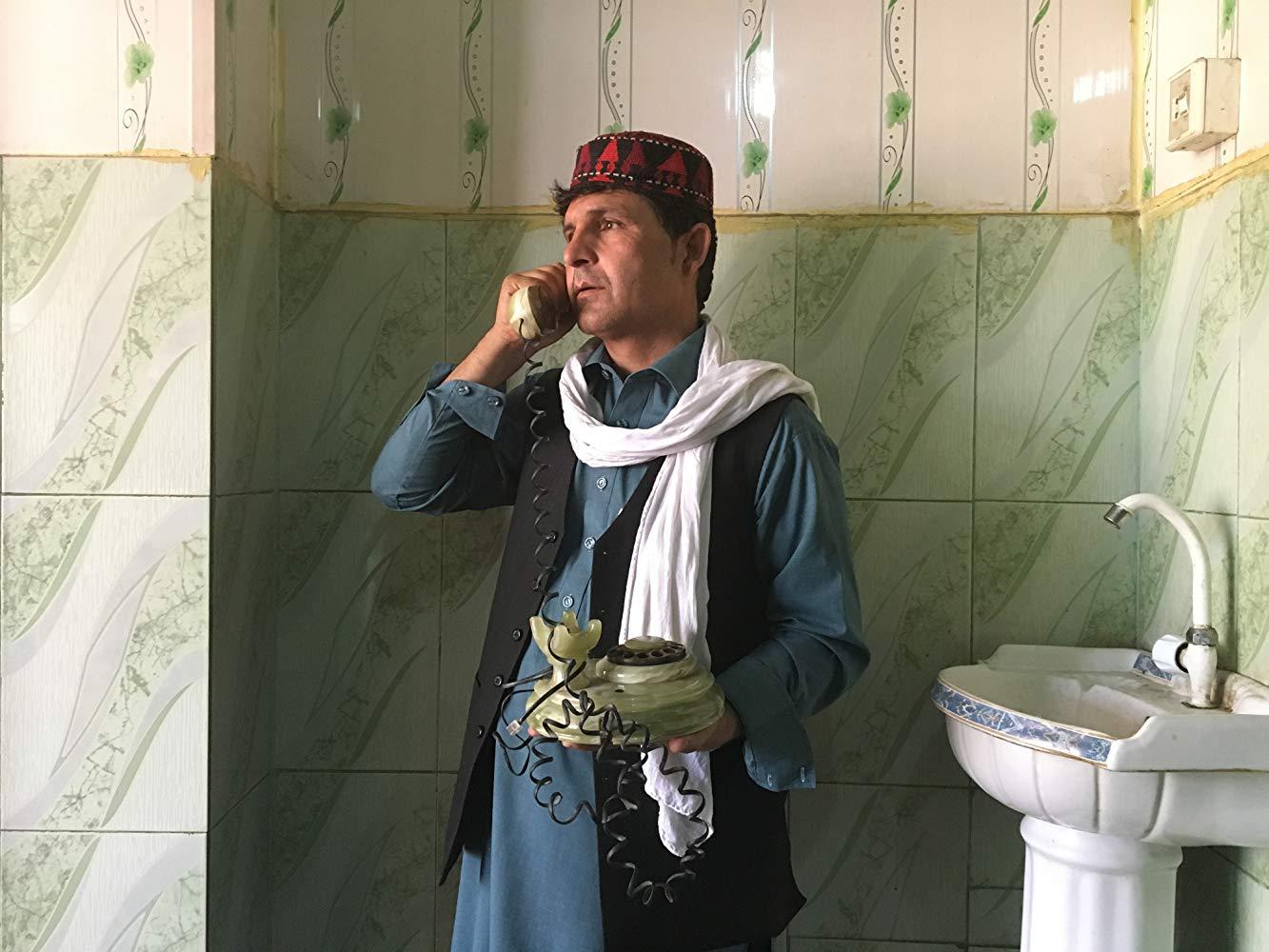 Jirga(2018)