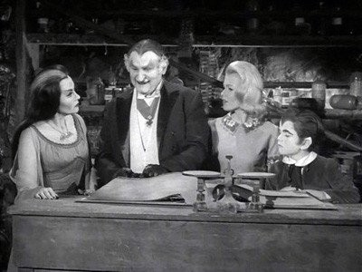 The Munsters - Season 2 Episode 12: Will Success Spoil Herman Munster?
