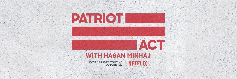 Patriot Act with Hasan Minhaj - Season 1
