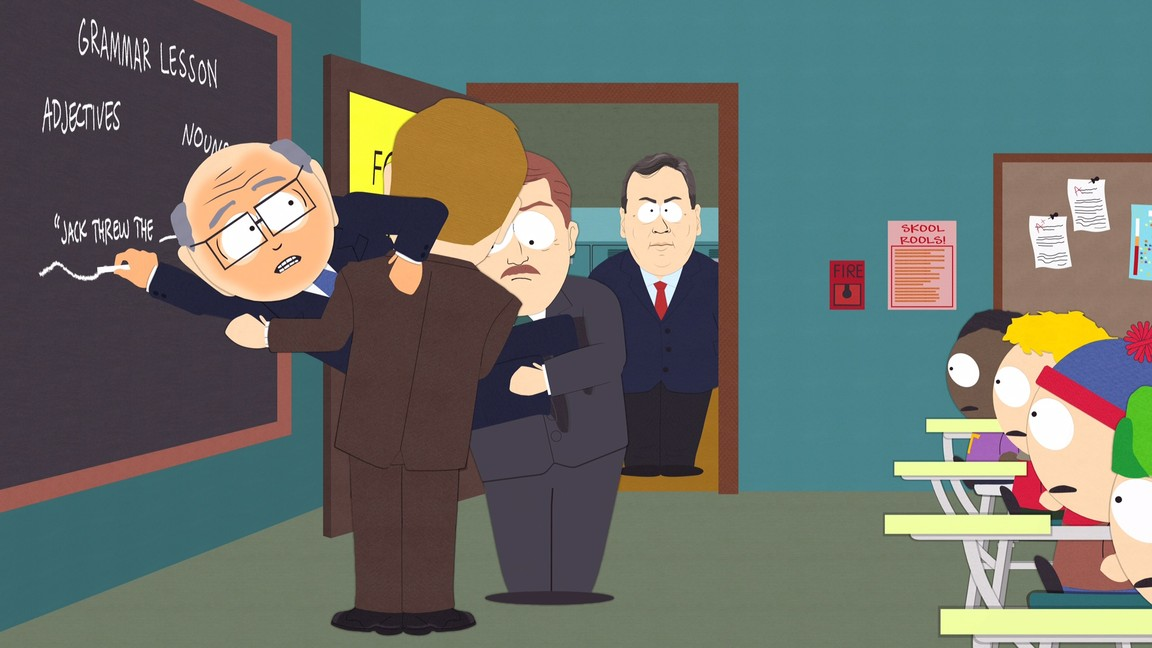 South Park - Season 20 Episode 05: Douche and a Danish