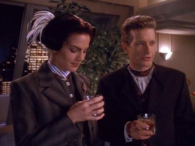 Star Trek: Deep Space Nine - Season 3 Episode 11: Past Tense Part 1
