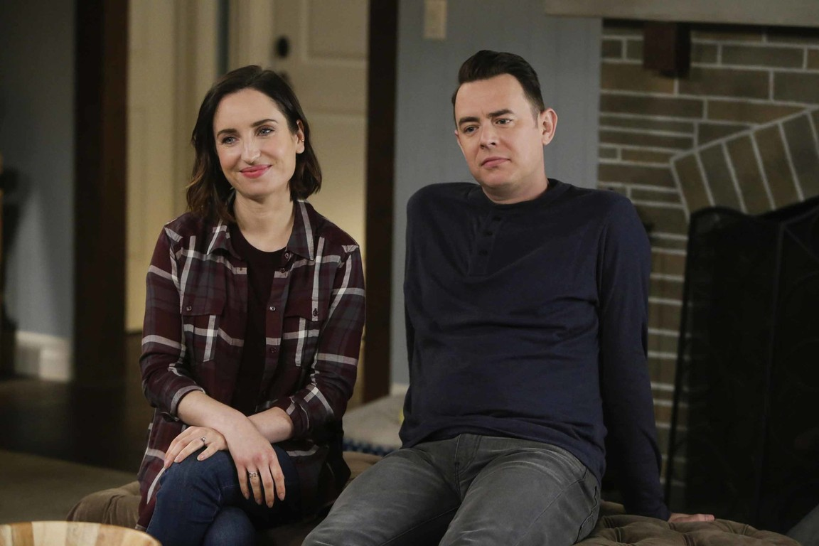 Life in Pieces - Season 3 Episode 13: Therapy Cheating Shoes Movie