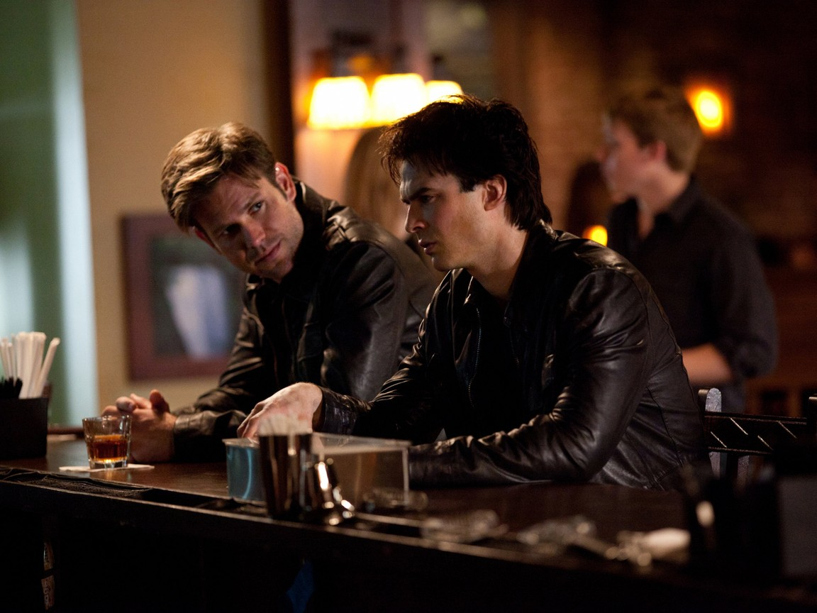 The Vampire Diaries - Season 2 Episode 20: The Last Day