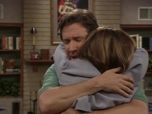 Home Improvement - Season 6 Episode 25: The Kiss & The Kiss-Off
