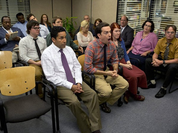 The Office - Season 9 Episode 01: The New Guys
