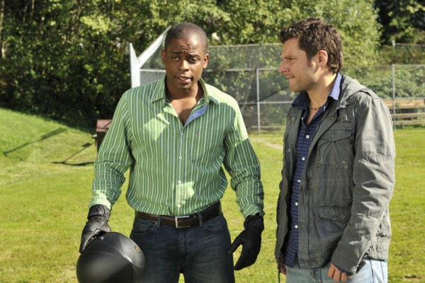 Psych - Season 4 Episode 11: Thrill Seekers & Hell Raisers