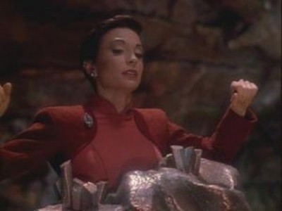 Star Trek: Deep Space Nine - Season 3 Episode 14: Heart Of Stone