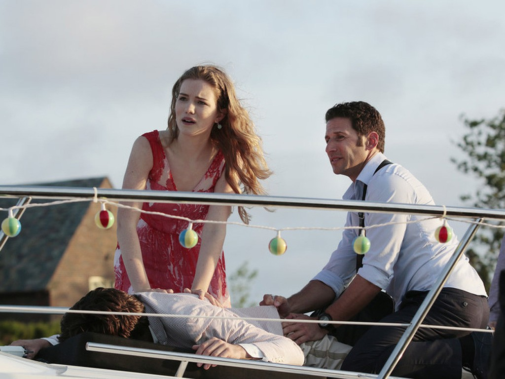 Royal Pains - Season 6 Episode 08: I Did Not See That Coming