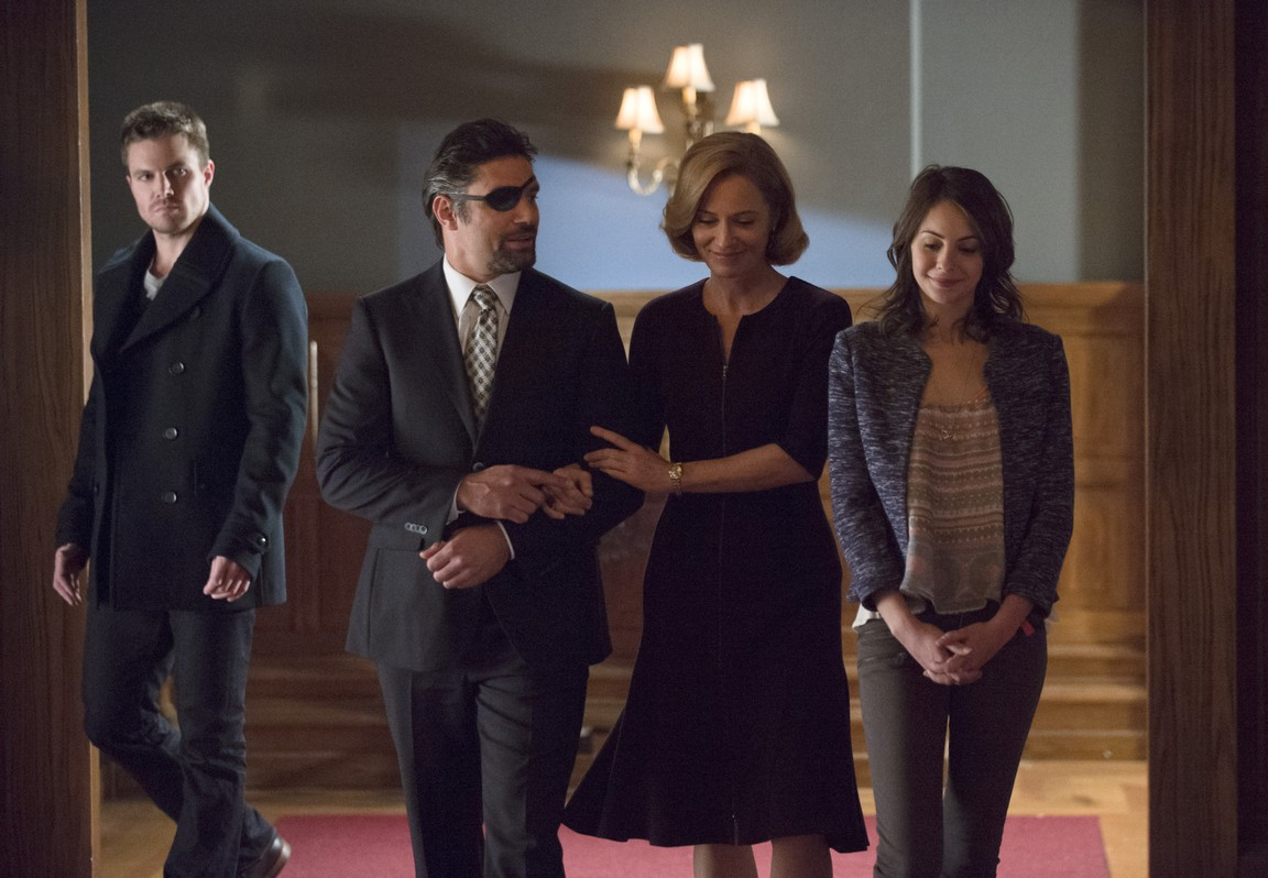 Arrow - Season 2 Episode 15: The Promise