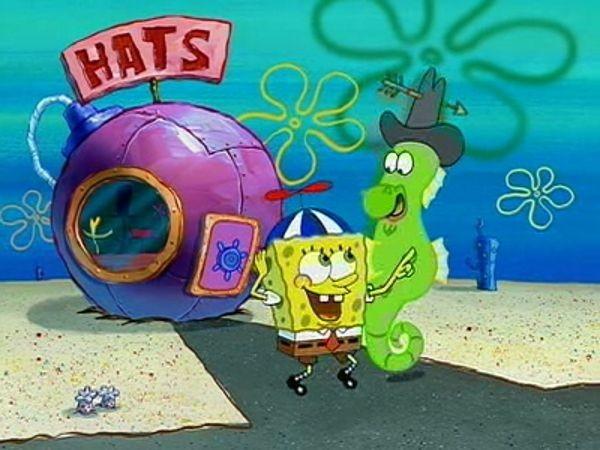 SpongeBob SquarePants - Season 3 Episode 04: My Pretty Seahorse