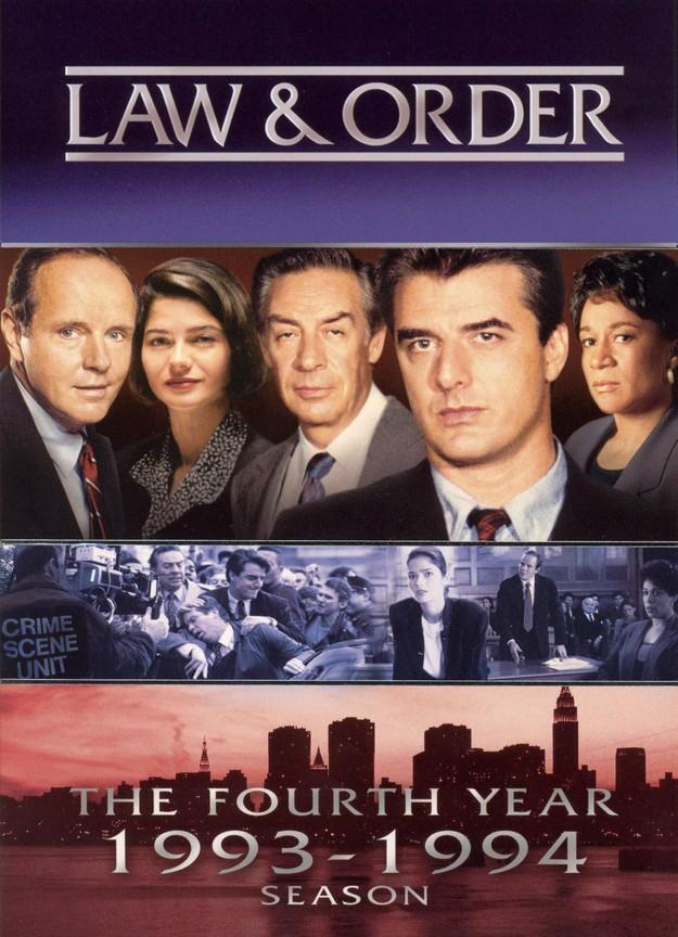 Law and Order - Season 4