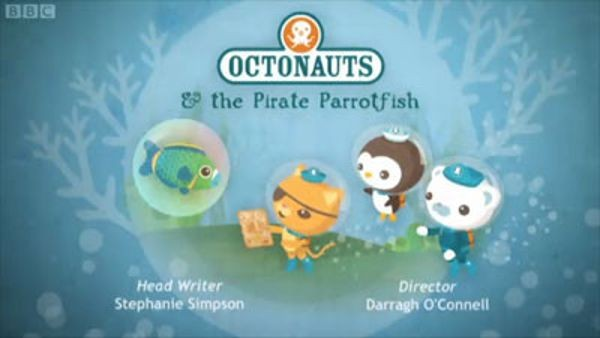 The Octonauts - Season 1 Episode 45: The Pirate Parrotfish