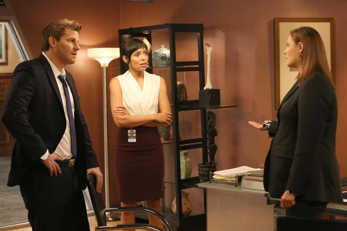 Bones - Season 10 Episode 19: The Murder in the Middle East
