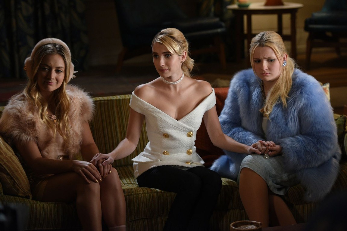Scream Queens - Season 2 Episode 03: Handidates