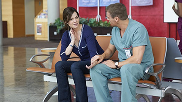 Saving Hope - Season 2 Episode 18: Broken Hearts
