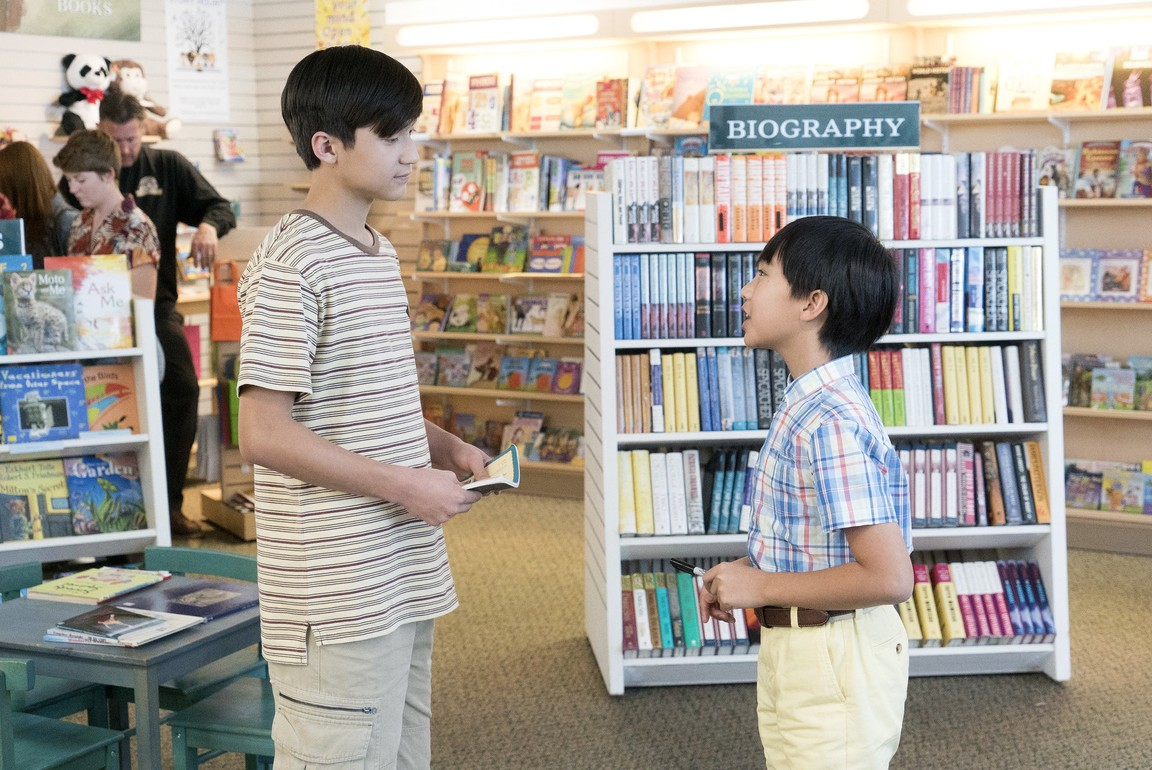 Fresh Off the Boat - Season 4 Episode 14: A Man to Share the Night With