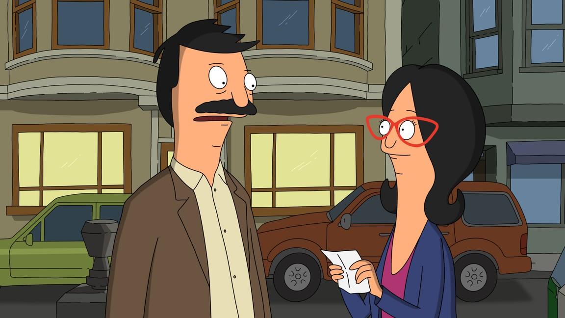 Bob's Burgers - Season 5 Episode 01: Work Hard or Die Trying, Girl