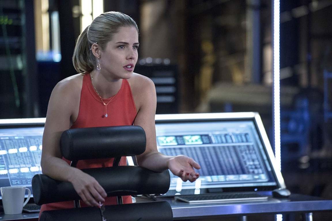 Arrow - Season 3 Episode 02: Sara