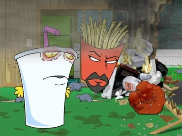 Aqua Teen Hunger Force - Season 2 Episode 22: THE