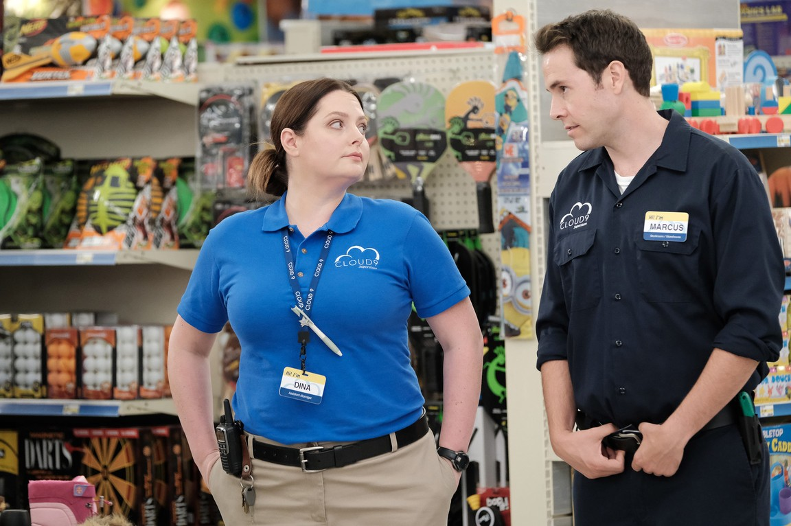 Superstore - Season 4 Episode 08: Managers' Conference