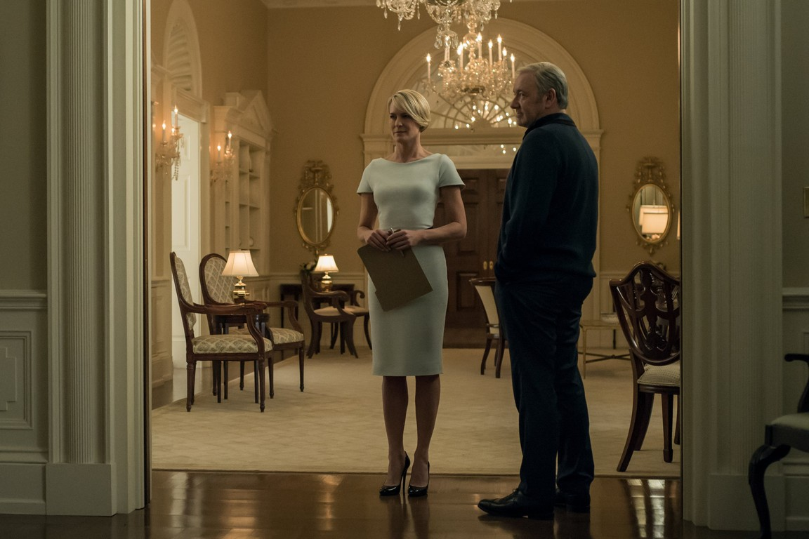 House Of Cards - Season 4 Episode 12: Chapter 51