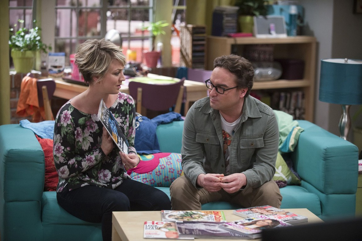 The Big Bang Theory - Season 8 Episode 18: The Leftover Thermalization