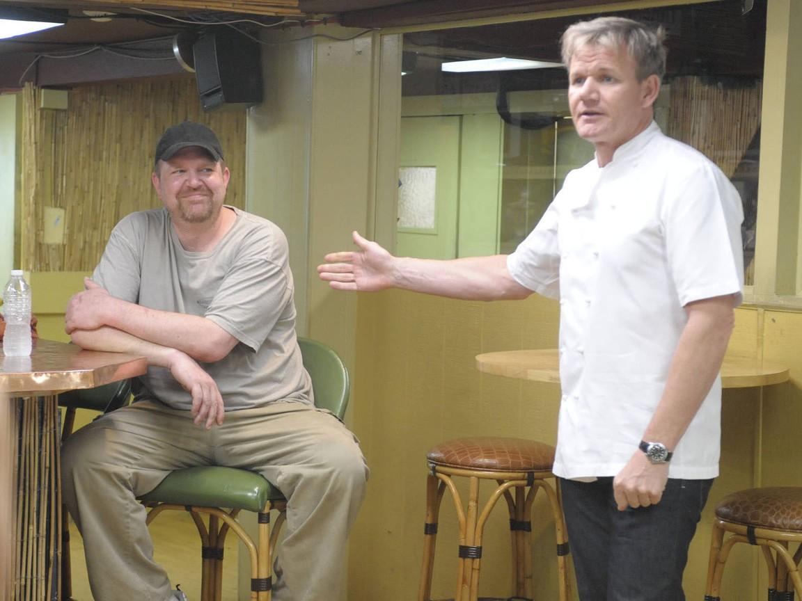 Kitchen Nightmares - Season 6 Episode 05: Barefoot Bob's
