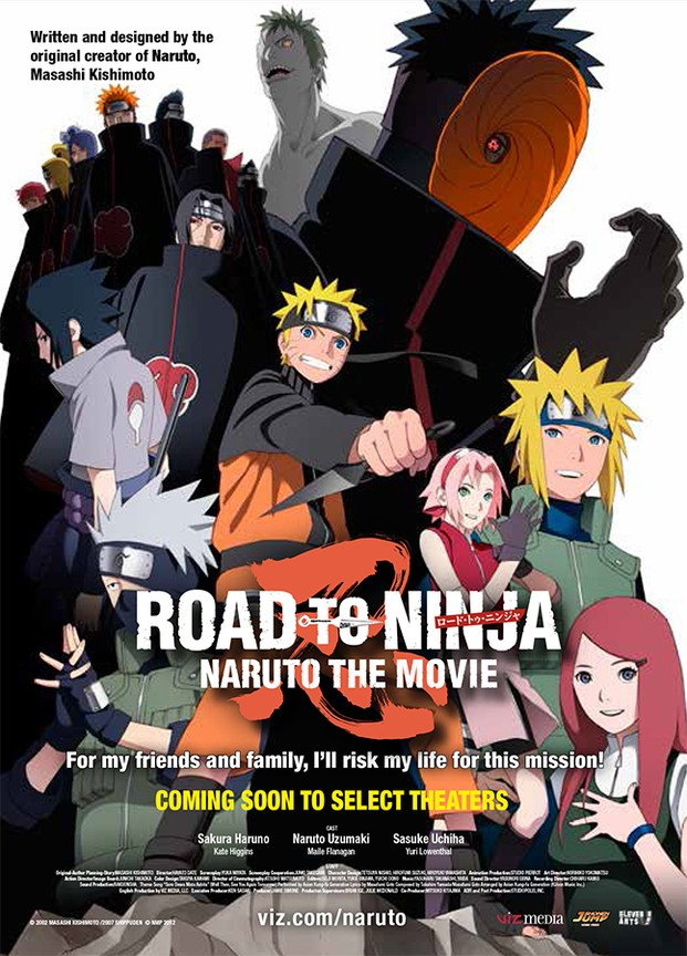 Naruto Shippuuden Movie 6: Road to Ninja
