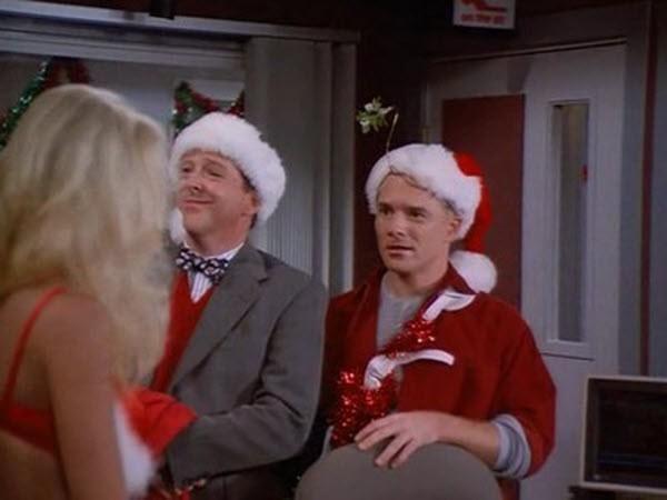 Frasier - Season 3 Episode 09: Frasier Grinch