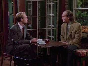 Frasier - Season 1 Episode 24: My Coffee with Niles