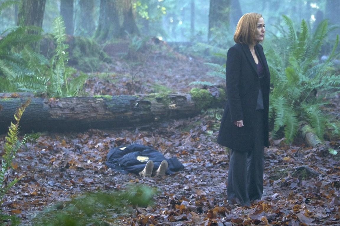 The X-Files - Season 11 Episode 08: Familiar