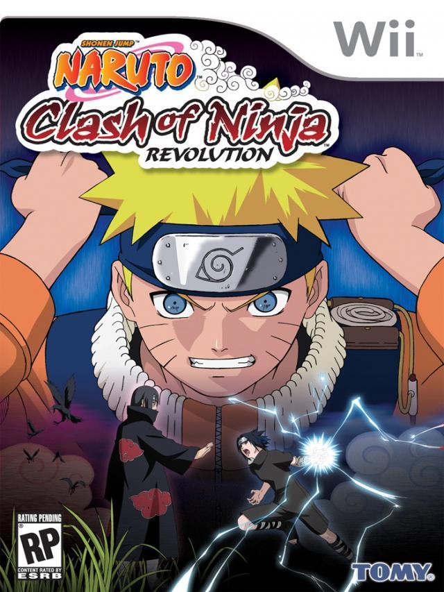 Naruto Shippuuden Movie 1: Clash of Ninja Revolution