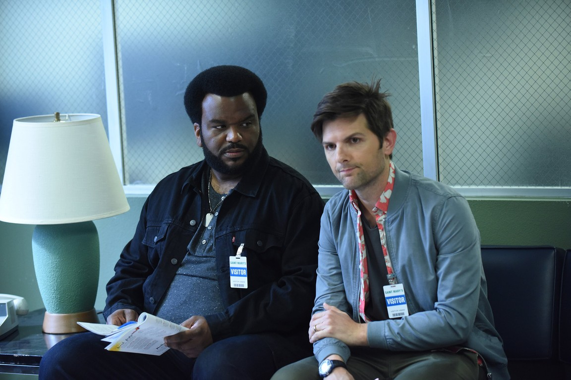 Ghosted- Season 1 Episode 03: Whispers