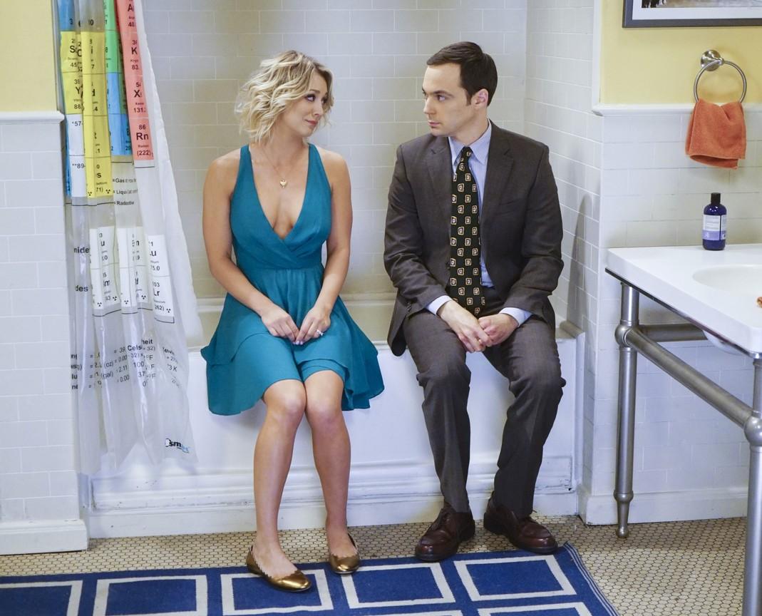 The Big Bang Theory - Season 9 Episode 17: The Celebration Experimentation